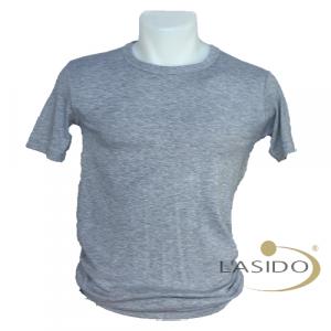 T-shirt basic heren  | 100% katoen
